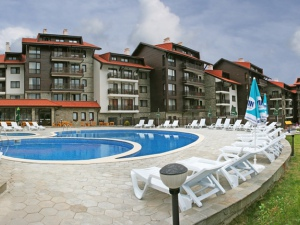 Снимка Balkan Jewel Resort