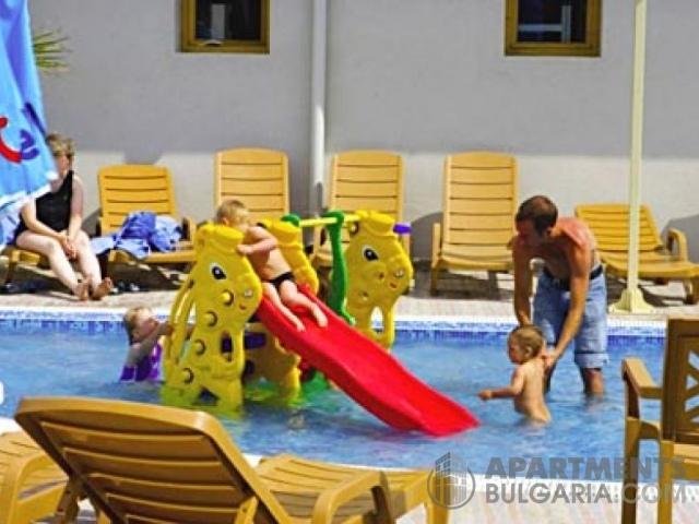 Serenity bay 4 болгария бургас